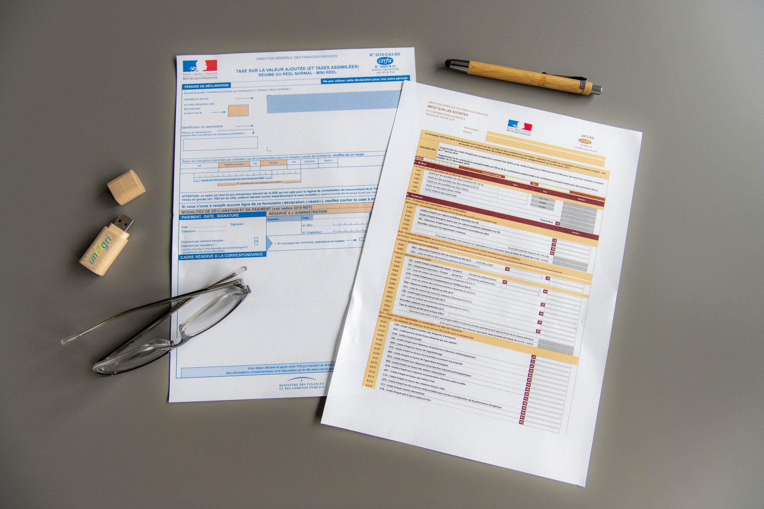 Groupe Excel LR - Déclarations TVA