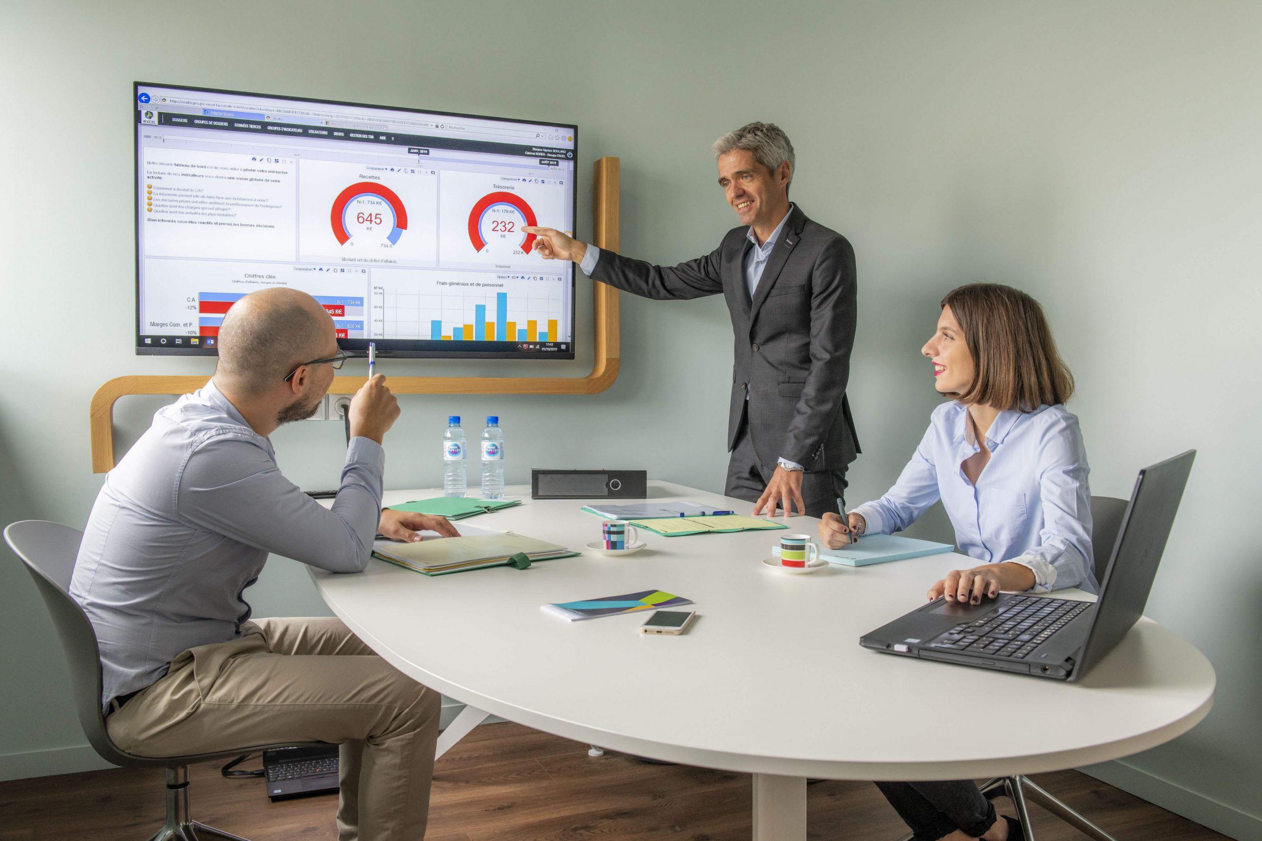 Groupe Excel La Rochelle - Réunion bilan